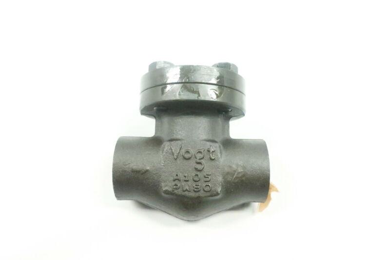 Flowserve SW15701 Steel Socket Weld Check Valve 1in 1500