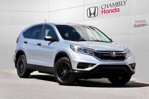 2015 Honda CR-V LX*A/C*BLUETOOTH*CAMERA