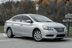2015 Nissan Sentra / Low Low Price / Car Loans  for any Credit