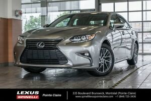 2018 Lexus ES 350 TOURING, NAVIGATION SPECIAL DEMO REBATE $5,415