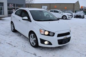 2012 Chevrolet Sonic LT GREAT CAR TO GET AROUND - AMAZING CON...