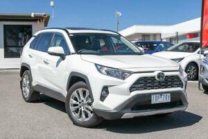 2019 Toyota RAV4 Mxaa52R Cruiser 2WD White 10 Speed Constant Variable Wagon Dandenong Greater Dandenong Preview