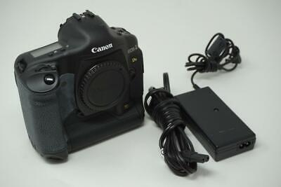 Canon EOS-1Ds Mark II 16.7MP DSLR Digital Camera Body Only Very Good Used G195