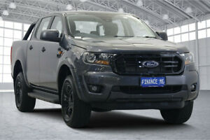 2019 Ford Ranger PX MkIII 2019.75MY Sport Grey 6 Speed Sports Automatic Double Cab Pick Up Victoria Park Victoria Park Area Preview