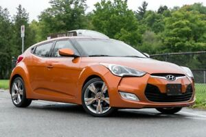 2012 Hyundai Veloster Leather/ NAVIGATION/ SUNROOF/ LOADED