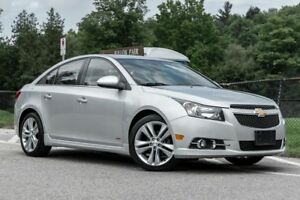2014 Chevrolet Cruze 2LT | LEATHER|SUNROOF|NAVI |BACKUP CAMERA