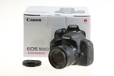 Canon EOS 800D + EF-S 18-55 IS STM (Spiegelreflexkamera)