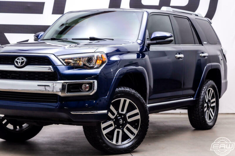 Image 13 Voiture American used Toyota 4Runner 2016