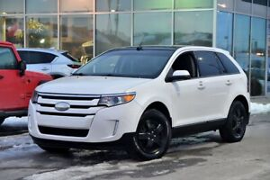 2013 Ford Edge SEL PNEUS D'HIVERS AWD DOUBLE SUN ROOF A/C LOW KM