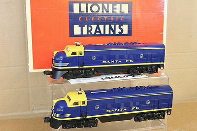 LIONEL 6-18117 O SCALE SNATA FE AT&SF FE F3 AA UNIT DIESEL LOCO 200 SET MIB nl for sale  Shipping to Ireland
