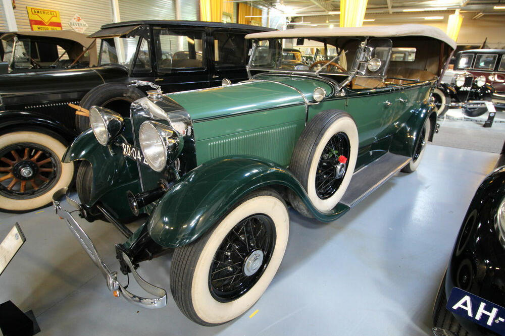 Lincoln 177 Sports Touring 1930
