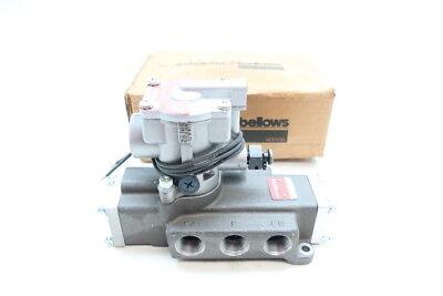Schrader Bellows L645-43-602 Valvair Pneumatic Valve 120v-ac 12in Npt