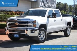 2018 Chevrolet Silverado 3500HD LT Navigation & Backup Camera