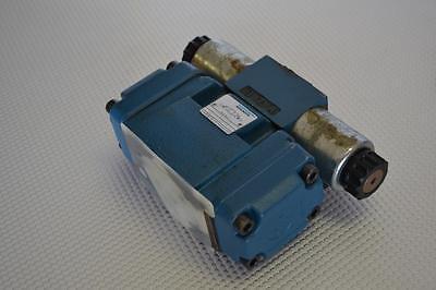 One Used Rexroth Hydraulic Valve 4weh10e44 6eg24n9 Z55lv