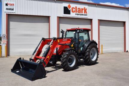 Another new 102 hp McCormick T-Max 110 Tractor