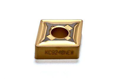 Kennametal CNMG 432 RP KC9325 ModBORE Kenloc™ P15-P20 C2-C3 K10-K20, 5 pcs
