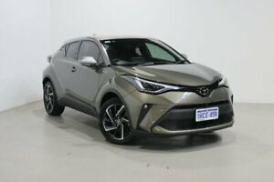 2020 Toyota C-HR NGX50R Koba S-CVT AWD Oxide Bronze & Shadow Platinum 7 Speed Constant Variable