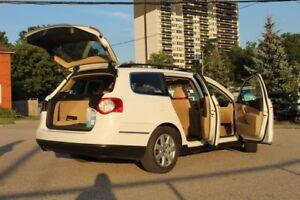 Volkswagen Passat Wagon 2.0T 2007