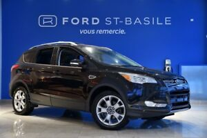 2015 Ford Escape Titanium+ GPS+ TOIT PANORAMIQUE!! LEATHER - PAN