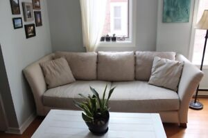 Lovely Beige Couch!