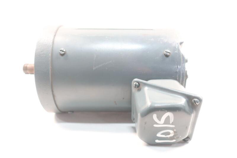 General Electric Ge 5K47SG1484A Ac Motor 56cz 3ph 1-1/2hp 1725rpm 230/460v-ac