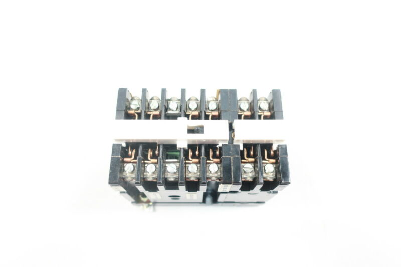 General Electric Ge CR120A06002AA Control Relay 115v-ac