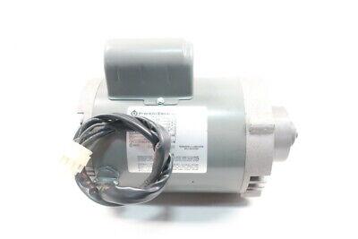 Franklin Electric 1104860400 Ac Motor 56c 1ph 34hp 3450rpm 208-230v-ac