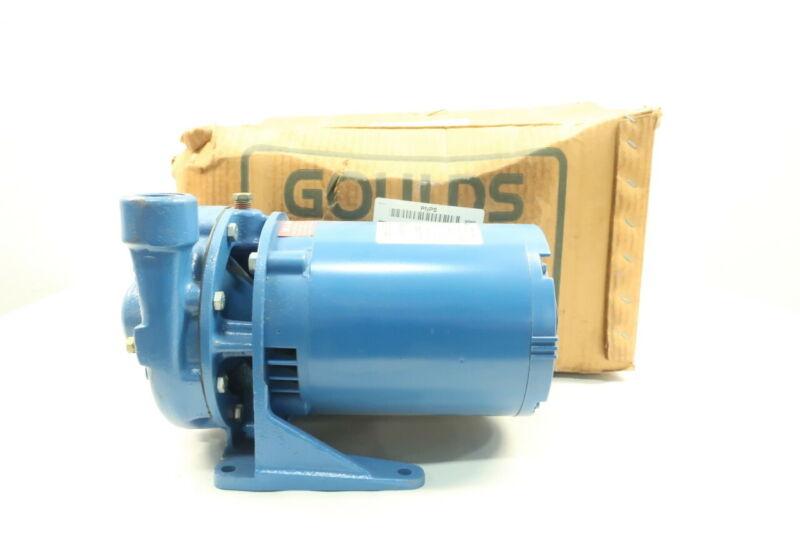 Goulds 1BF10734 Iron Centrifugal Pump 3/4hp 208-230/460v-ac