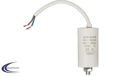 Motorkondensator Anlaufkondensator 8 uF - 450V 400 V~ Kondensator 8 µF mit Kabel gebraucht kaufen  Heilbronn