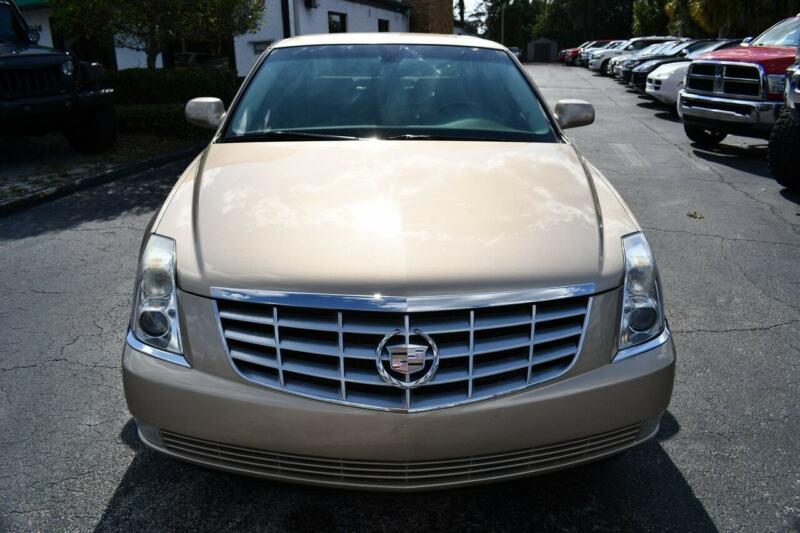 Image 11 Voiture Américaine d'occasion Cadillac DTS 2006