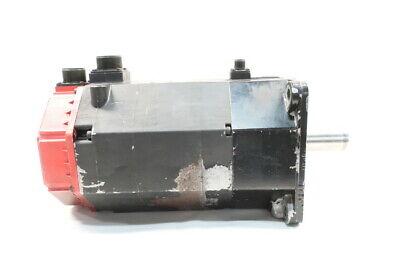 Fanuc A06b-0142-b177 A122000 Servo Motor 3ph 2.1kw 2000rpm 35mm 12nm 186v-ac