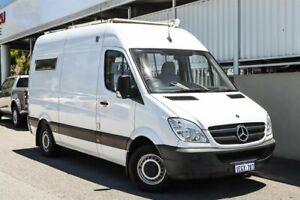 2007 315 CDI MWB 906 Mercedes-Benz Sprinter White Van