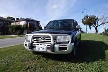 2007 Toyota LandCruiser Wagon Berwick Casey Area Preview