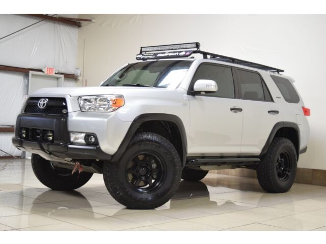 toyota 4runner off road lifted icon lift 4x4 air compressor led lights roof rack used toyota. Black Bedroom Furniture Sets. Home Design Ideas