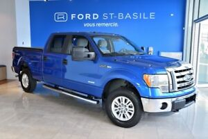 2012 Ford F150 3.5L ECOBOOST / SUPERCREW / 4x4