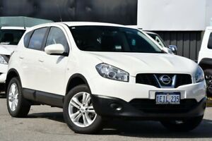 2013 Nissan Dualis J10 MY13 ST (4x2) 6 Speed CVT Auto Sequential Wagon