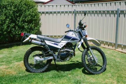 2004 Yamaha XT 225 Road and Trail 8,720 km (learner approved)
