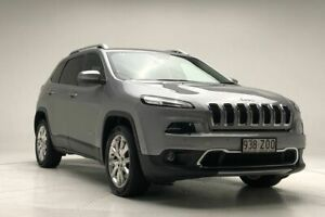 2015 Jeep Cherokee KL MY15 Limited Charcoal 9 Speed Sports Automatic Wagon