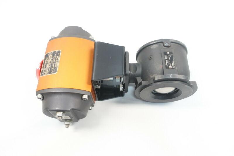 Flowserve 3 4446TT151 R13 Pneumatic Ball Steel Check Valve 3in