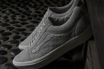Blends X Vans Comfycush Old Skool Bones White Marshmellow New Size 13