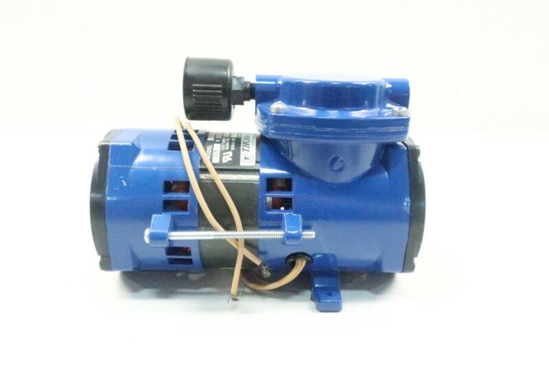 Thomas 107CA18 Vacuum Pump Compressor 115v-ac