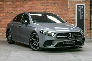 2019 Mercedes-Benz A-Class V177 A200 DCT Grey 7 Speed Sports Automatic Dual Clutch Sedan Mulgrave Monash Area Preview