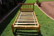 Single bed pine Wilberforce Hawkesbury Area Preview