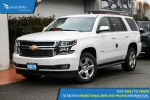 2019 Chevrolet Tahoe LT Navigation, Leather, Sunroof
