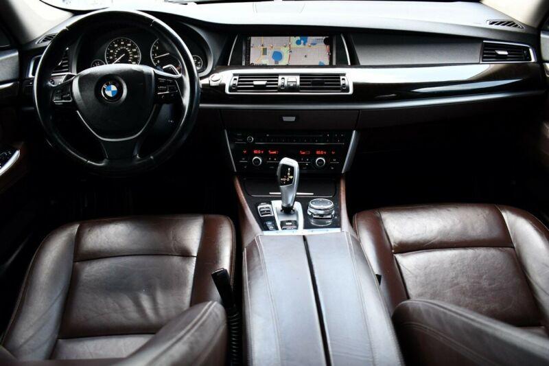 Image 2 Voiture Européenne d'occasion BMW 5-Series 2016