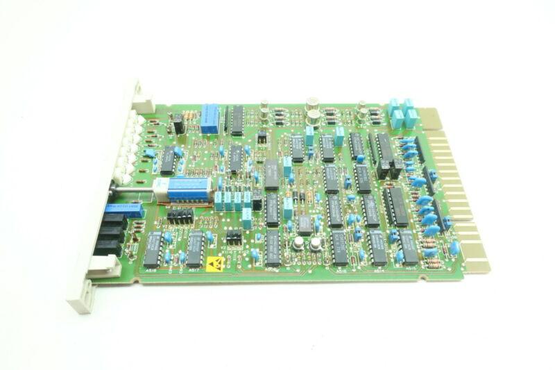 Abb UN 0806B-P HIER460247-R1 Pulse Comparing Stage Module Pcb Circuit Board