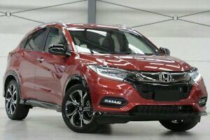 2020 Honda HR-V MY21 RS Orange 1 Speed Constant Variable Hatchback