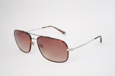 JOHN VARVATOS V771 Sunglasses Silver MEN 59mm JAPAN
