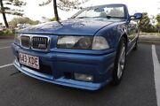 BMW E36 328i CONVERTIBLE Bundall Gold Coast City Preview