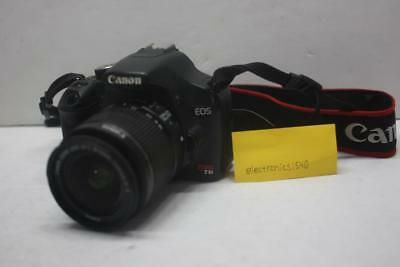 Canon EOS Rebel T1i 15.1MP Digital SLR Camera Body with 18-55mm Lens Kit